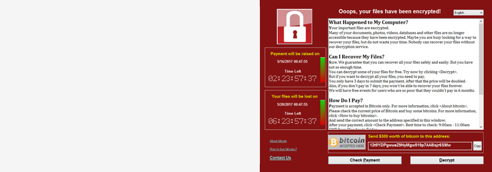 Leicester Ransomware Data Recovery